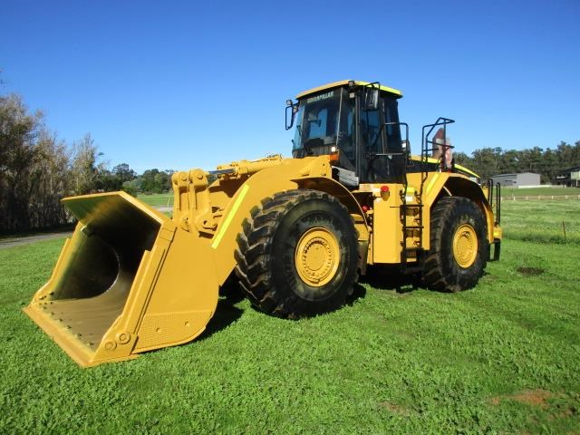 caterpillar 980g series ii 399220 001