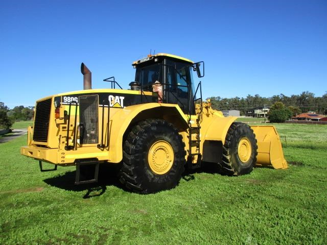 caterpillar 980g series ii 399220 011