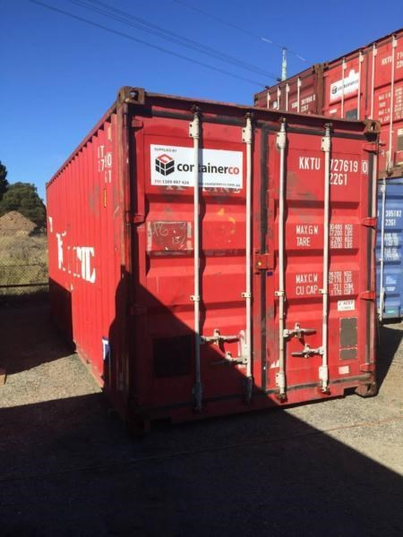 shipping container 20ft 399479 001