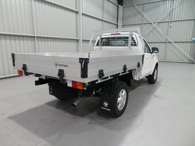 foton single cab 4x4 tray 402990 005