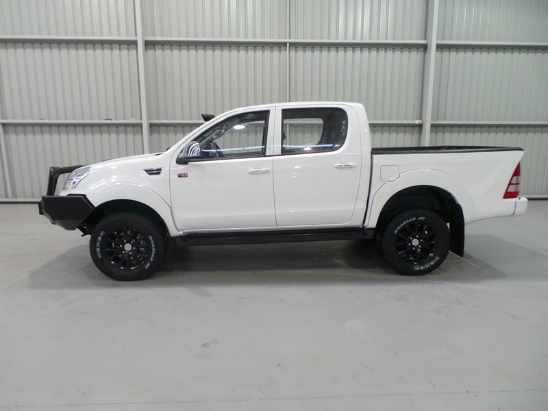 foton dual cab 4x4 ute (bigfoot pack) 403317 002
