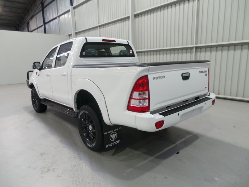foton dual cab 4x4 ute (bigfoot pack) 403317 003