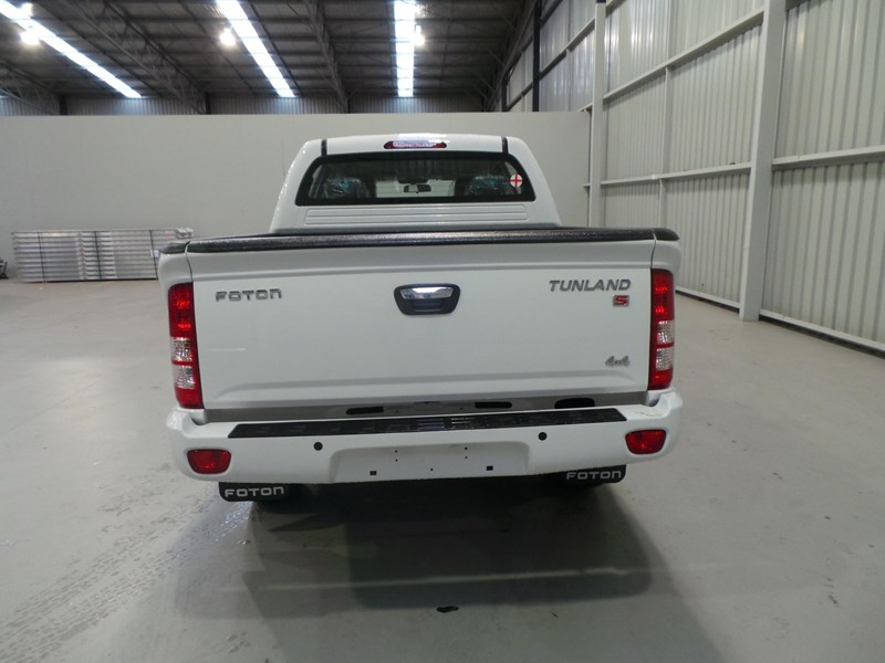 foton dual cab 4x4 ute (bigfoot pack) 403317 004