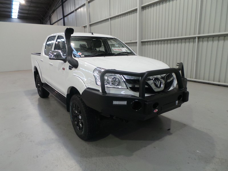 foton dual cab 4x4 ute (bigfoot pack) 403317 007