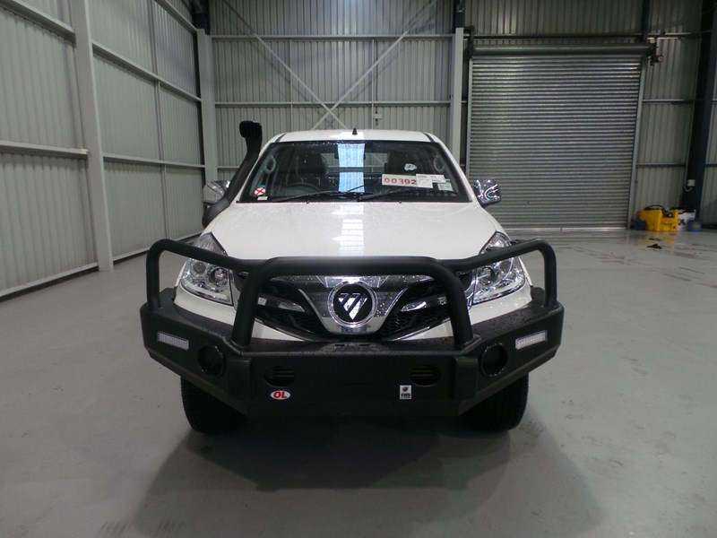 foton dual cab 4x4 ute (bigfoot pack) 403317 008
