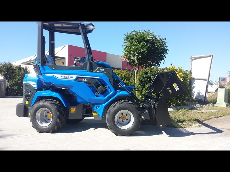 csf multione 6.3+ heavy duty mini wheel loader 324620 017