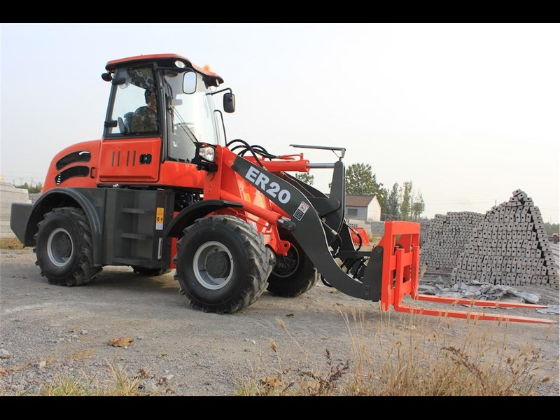 everun er20 wheel loader 406683 011