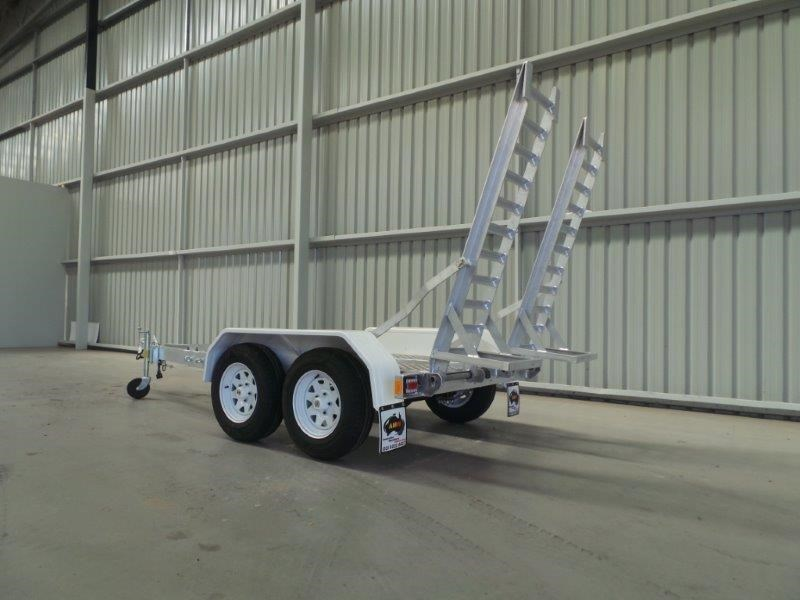 workmate alloy 2-0 plant trailer 406984 004