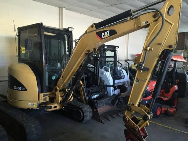 caterpillar 303.5d cr 407145 001