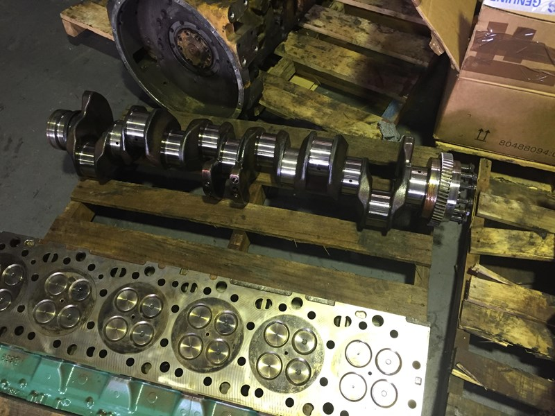 volvo engine d16 407439 002