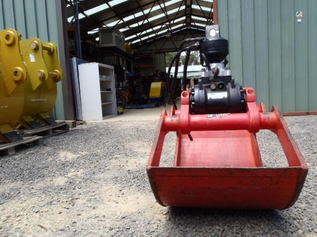 hiab rotating hydraulic grab 408154 013