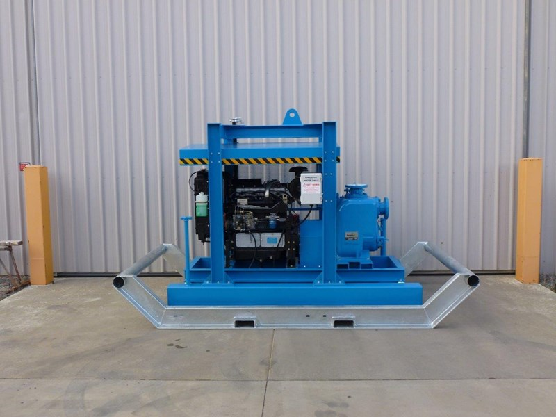 remko rth-100 major contractors diesel pump package 408318 003