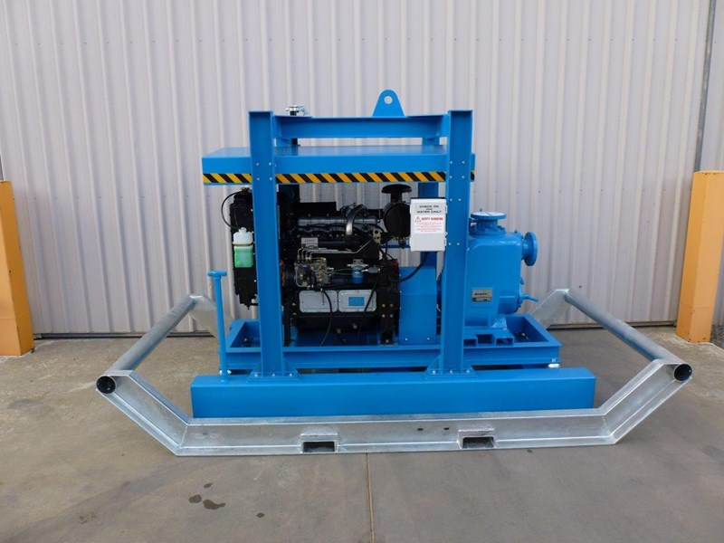 remko rth-100 major contractors diesel pump package 408318 025
