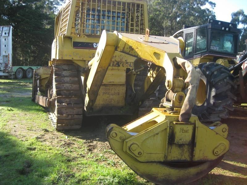 caterpillar d6h xr 408732 007