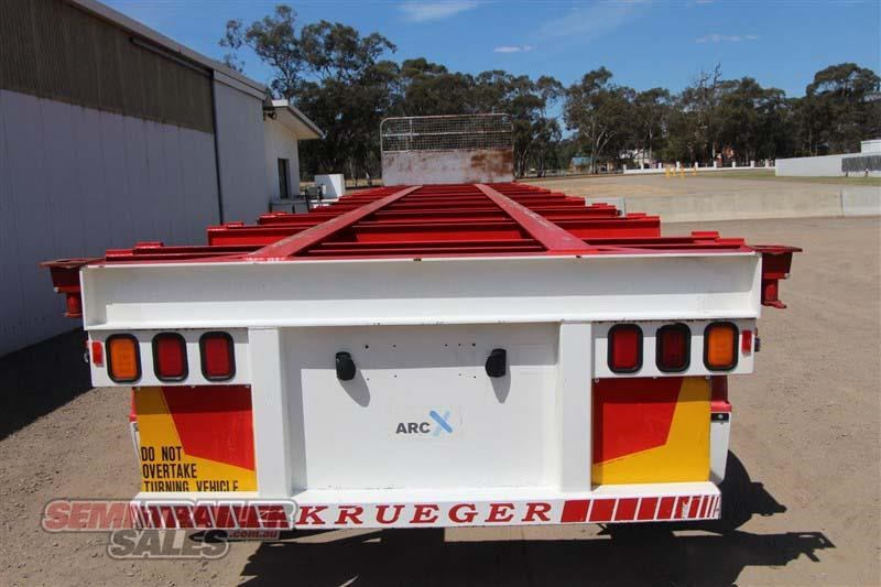 krueger 40ft skel semi trailer 408921 005
