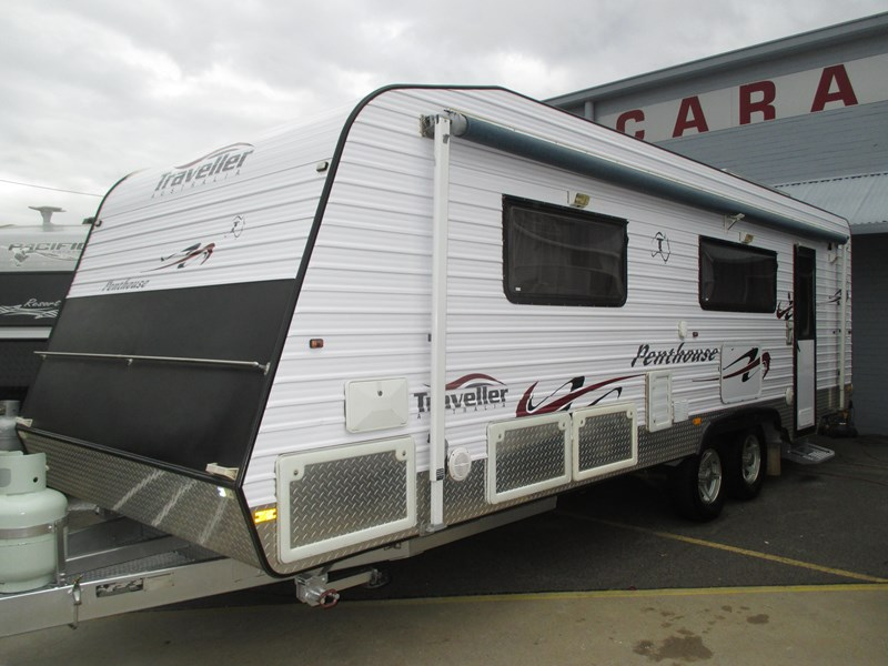 traveller penthouse semi off road 24'..full ensuite...sold... 408943 001
