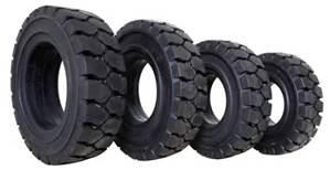 various 250 75 r12 solid forklift tyres x 4 409170 001