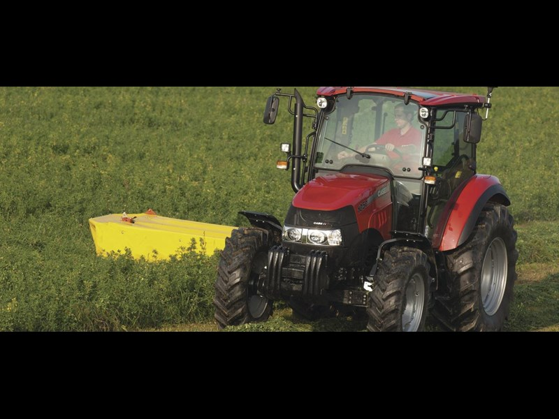 case ih farmall 95c cab 409261 007