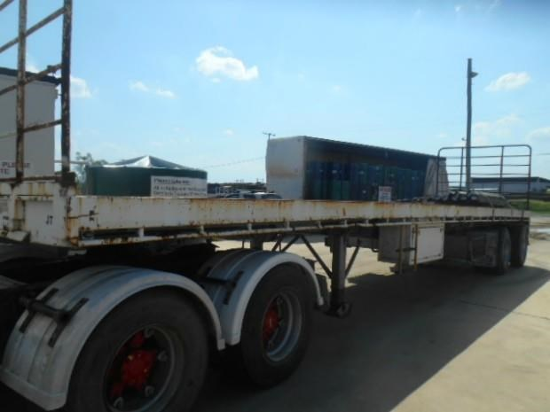 fruehauf semi flat top trailer 344459 001