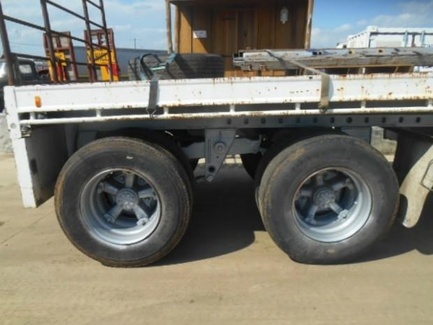 fruehauf semi flat top trailer 344459 006