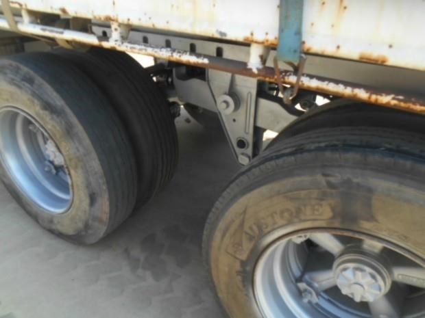 fruehauf semi flat top trailer 344459 011