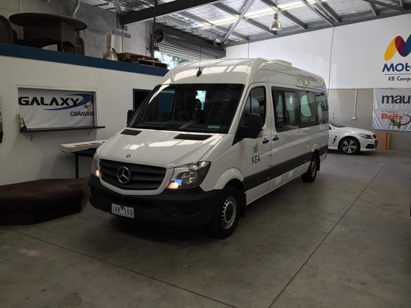 mercedes-benz sprinter 313cdi kea 3 berth 411745 029