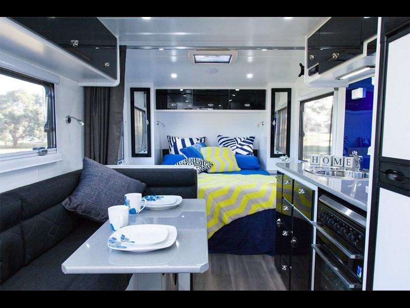 Perfect  Campervan Journey Proton Arena Aka Jumbuck Camper Conversion