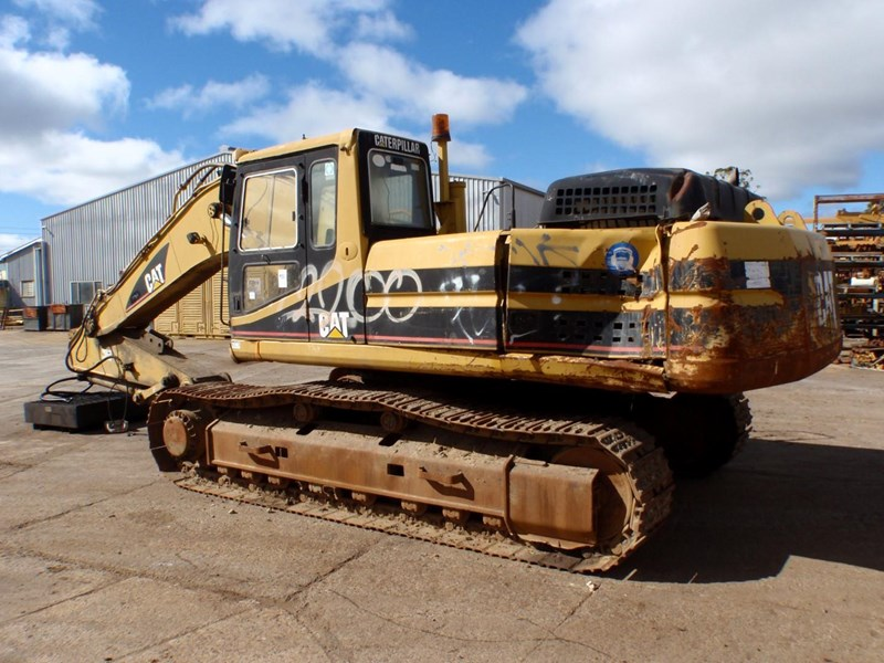 caterpillar 330bl 402844 007