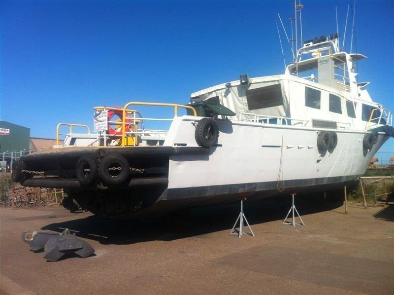 millman commercial/charter workboat 285625 009