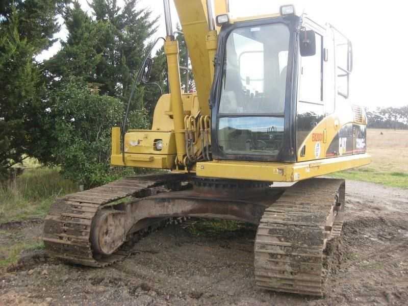 caterpillar 320cl 413423 009