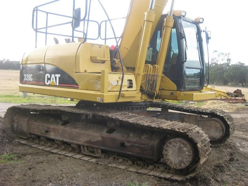caterpillar 320cl 413423 011