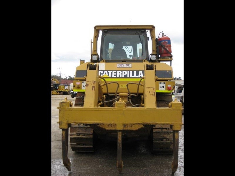 caterpillar d7r series ii 411293 007