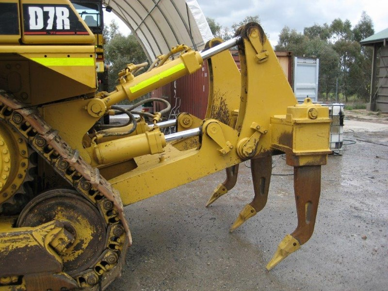 caterpillar d7r series ii 411293 009