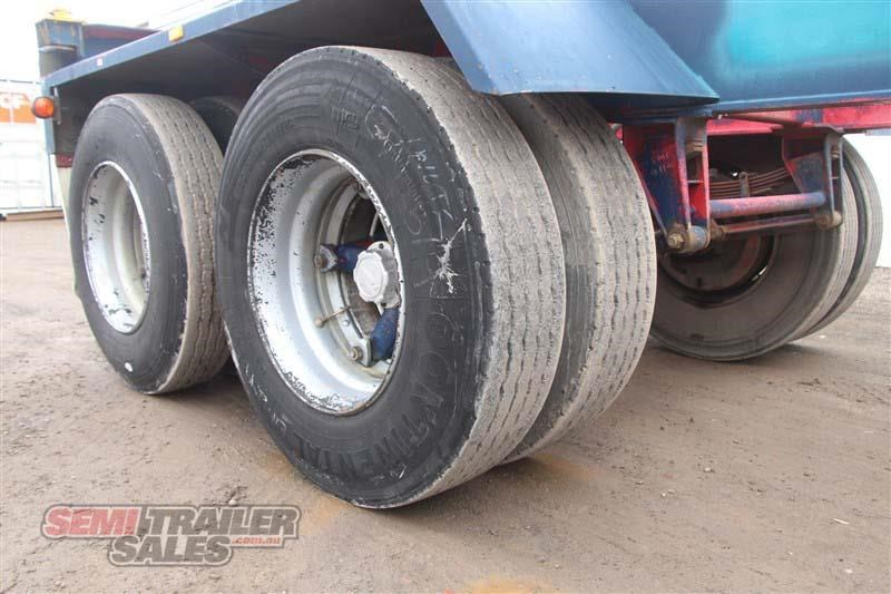 krueger 20ft skel semi trailer 413994 006