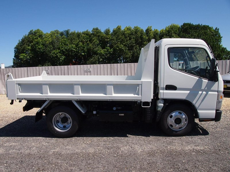 fuso canter 515 factory tipper 414787 018