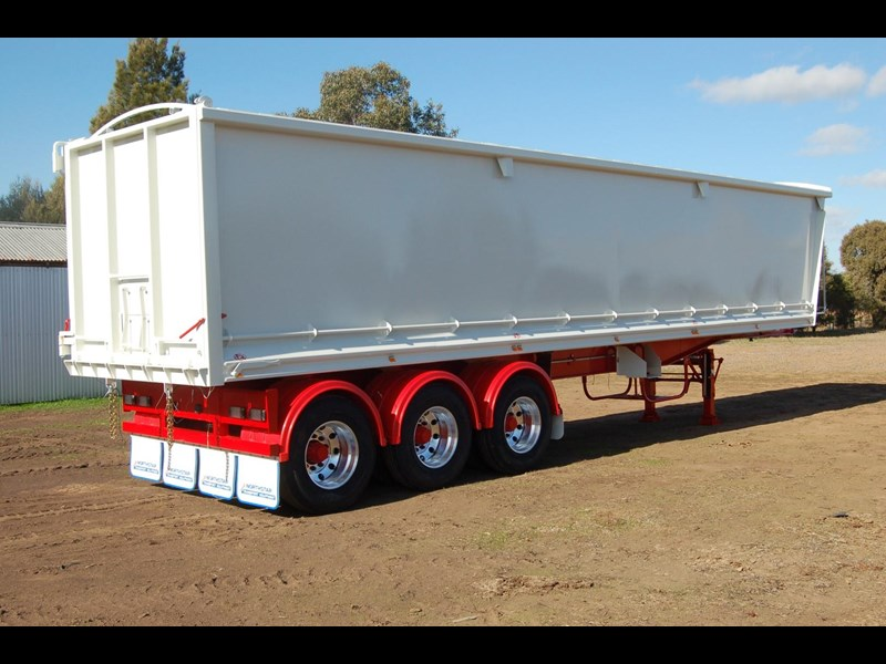 northstar transport equipment semi tipper 414810 003