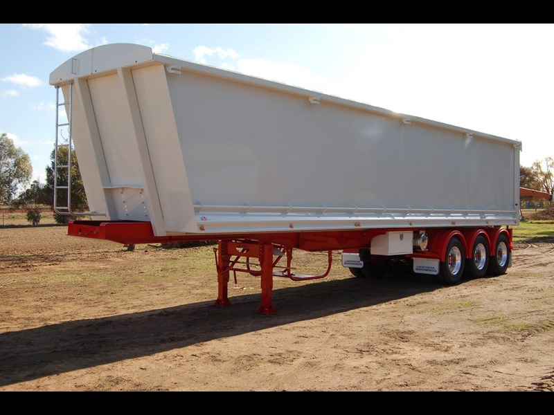 northstar transport equipment semi tipper 414810 005