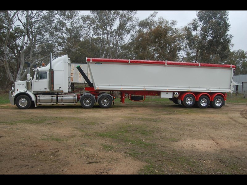 northstar transport equipment semi tipper 414810 013