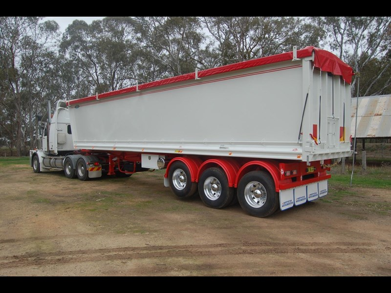 northstar transport equipment semi tipper 414810 015