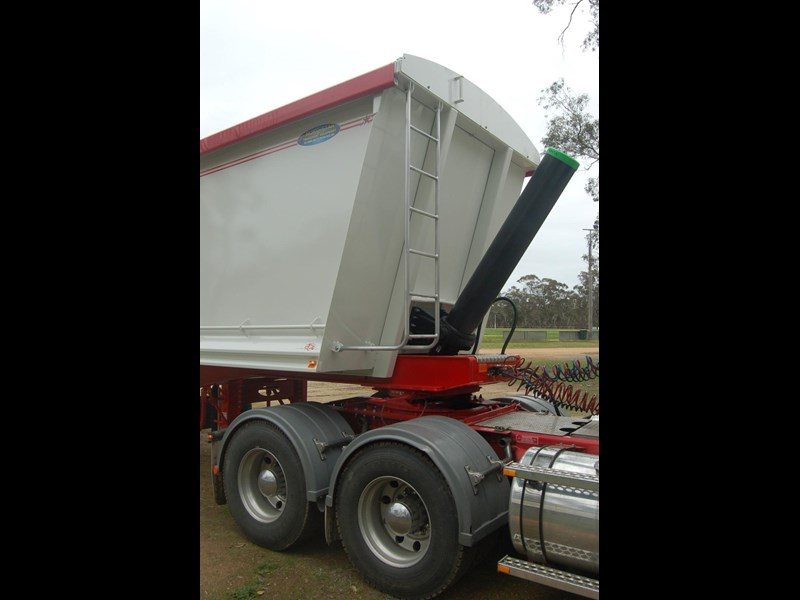 northstar transport equipment semi tipper 414810 023