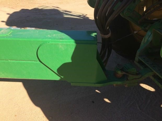 custom cotton round bale trailer 287383 005