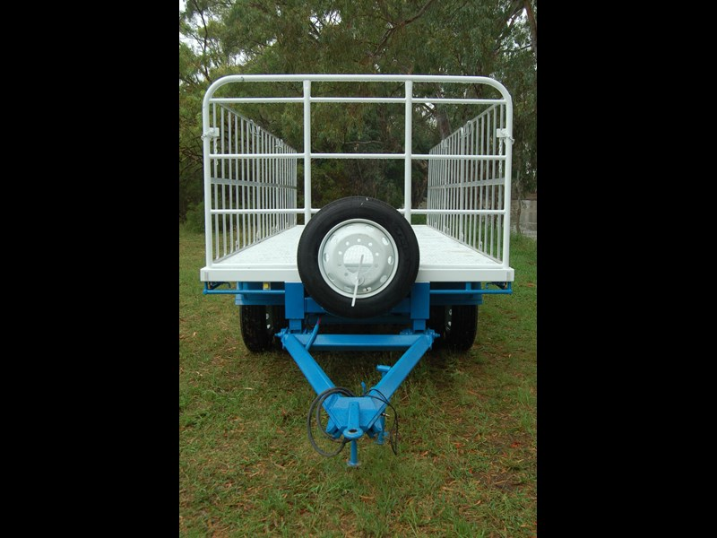 northstar transport equipment tri axle pig trailer 414992 019