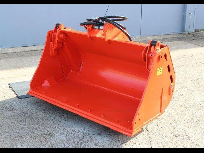 caterpillar 4 in 1 bucket to suit 5 to 8 ton cat case komatsu excavators [1200 mm] [attbuck] 415063 003