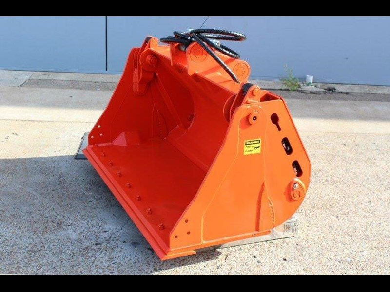 yanmar 4 in 1 bucket to suit 5 to 8 ton kubota bobcat yanmar excavators [1200 mm] [attbuck] 415064 006