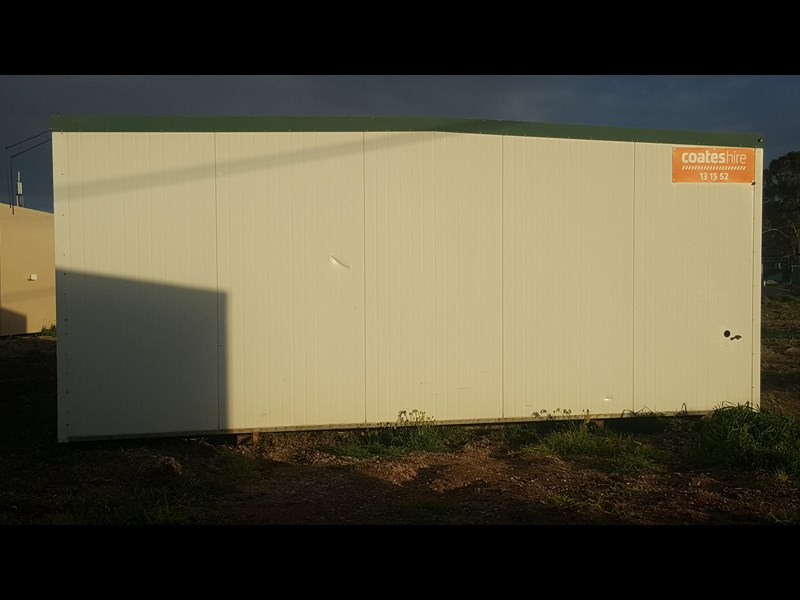 e i group portables used 6m x 3m 415905 011
