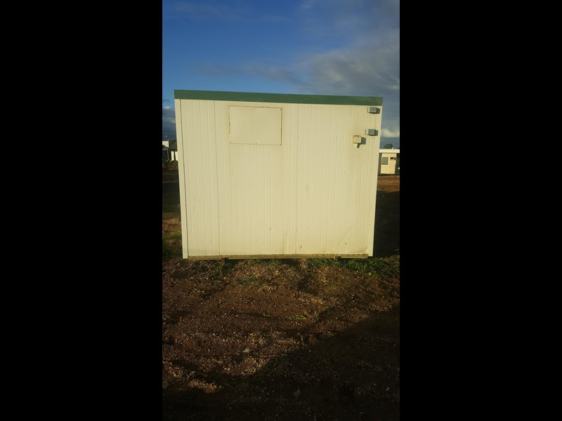 e i group portables used 6m x 3m 415905 013