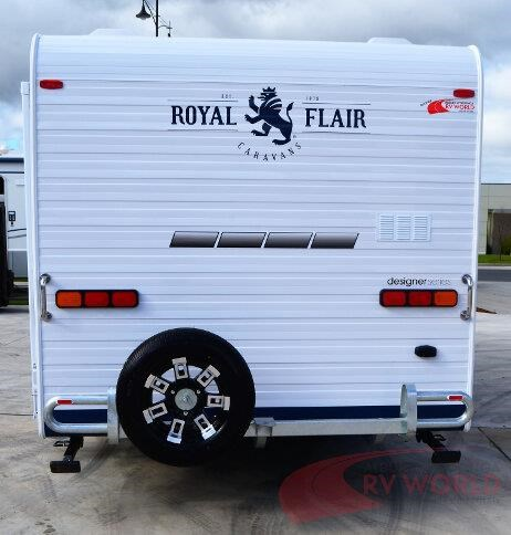 royal flair designer series 19'8 416029 016