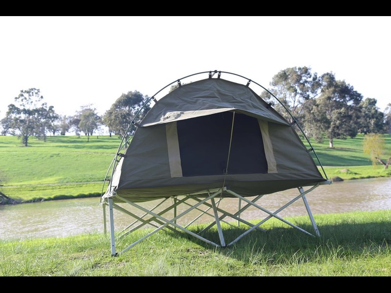 kylin campers homestead twin swag with stretcher 416273 003