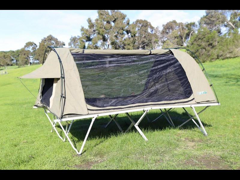 kylin campers homestead twin swag with stretcher 416273 011