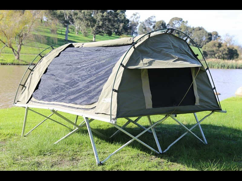 kylin campers homestead twin swag with stretcher 416273 013